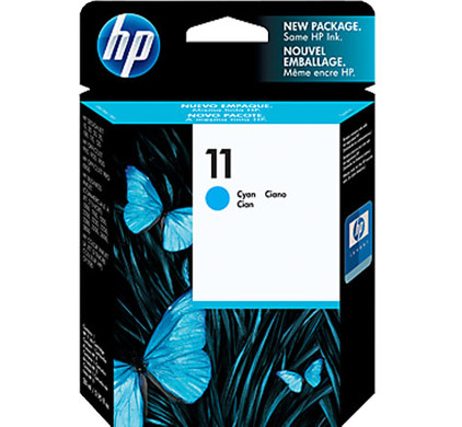 HP 11 Cartridge Cyaan (C4836A)