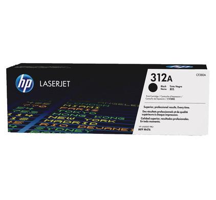 HP 312A Toner Zwart (CF380A)