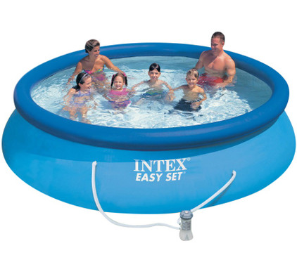 Intex Easy Set 366 x 76 cm met Filterpomp