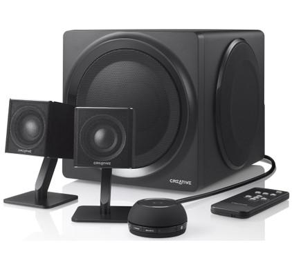 Creative Inspire T6300 5.1 Speakers + Verlengkabel 3,5 mm