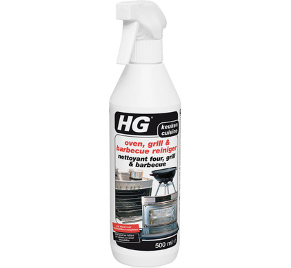 HG Nettoyant four, gril et barbecue
