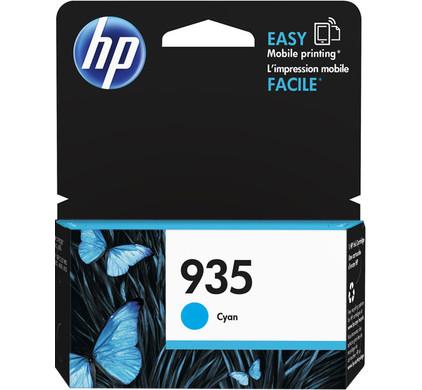 HP 935 Cartridge Cyaan (C2P20AE)