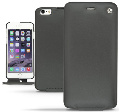 Noreve Tradition Leather Case Apple iPhone 6 Plus Zwart