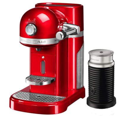 KitchenAid Nespresso en Aeroccino 5KES0504 Keizerrood