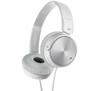 Sony MDR-ZX110NA Wit