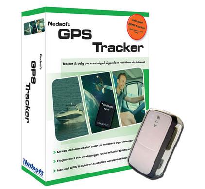 Nedsoft Portable GPS Tracker