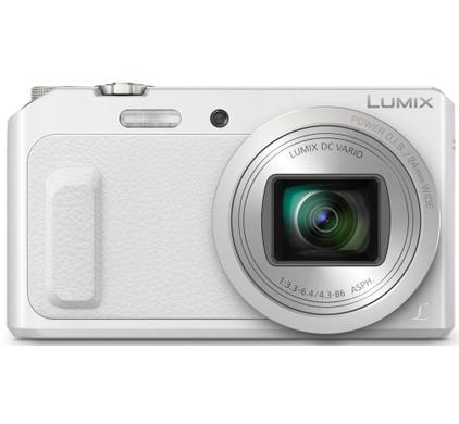 Panasonic Lumix DMC-TZ57 Wit