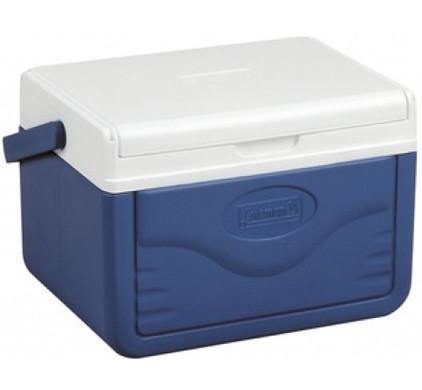 Coleman 5Qt Cooler Blue