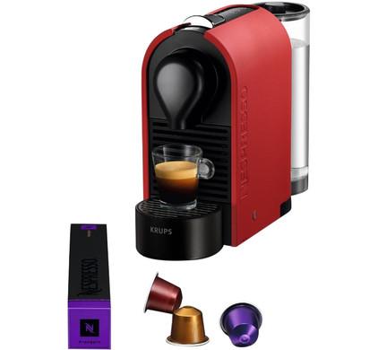 Krups Nespresso U Mat Rood XN2505