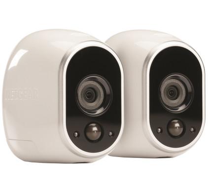 Netgear Arlo Smart Home HD-camera Duo Pack