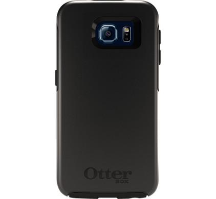 OtterBox Symmetry Case Samsung Galaxy S6 Zwart
