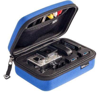 SP POV Case GoPro-Edition 3.0 Blue X-tra Small