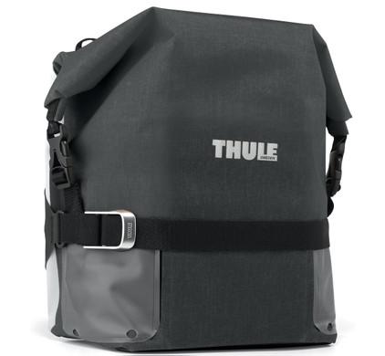 Thule Pack 'n Pedal Adventure Touring Pannier Black - S