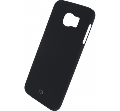 Mobilize Cover Premium Coating Samsung Galaxy S6 Zwart