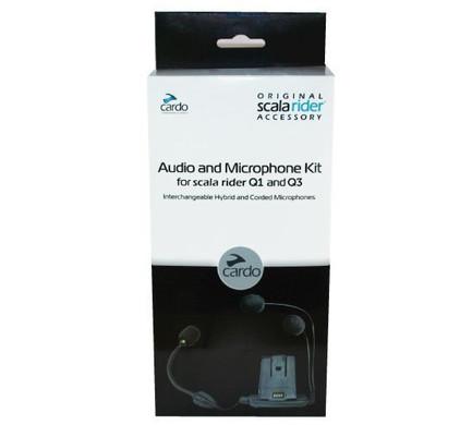Cardo Scala Rider Kit Audio Q1 et Q3 Main Image