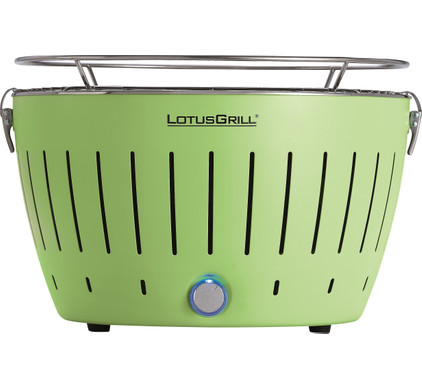 LotusGrill Tafelbarbecue Groen