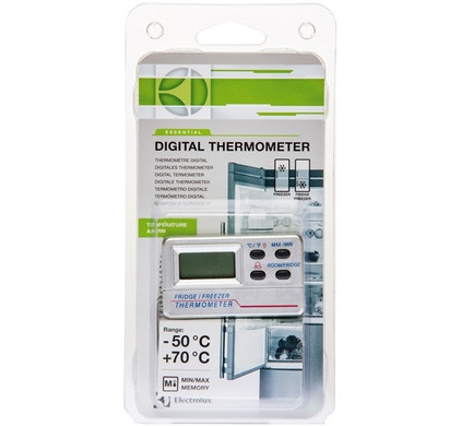 Electrolux Digital thermometer - Before 23 59 2ee0ea982975f