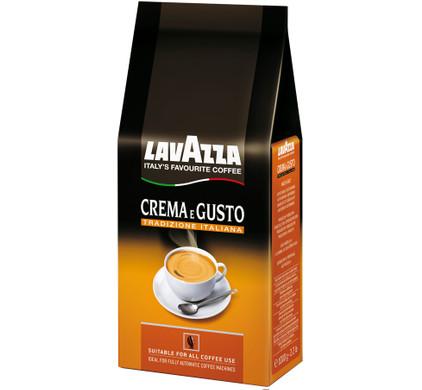 Lavazza Crema e Gusto grains de café 1 kg