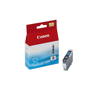 Canon CLI-8C Cyan Cartridge Double Pack