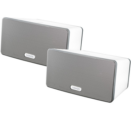 Sonos Play:3 Duo pack Wit