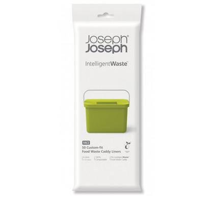 Joseph Joseph Afvalzakken Compost 4 liter (50 stuks)