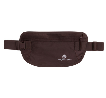 Eagle Creek Undercover Money Belt Mocha
