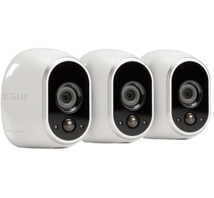 Netgear Arlo Smart Home HD-camera Triple Pack
