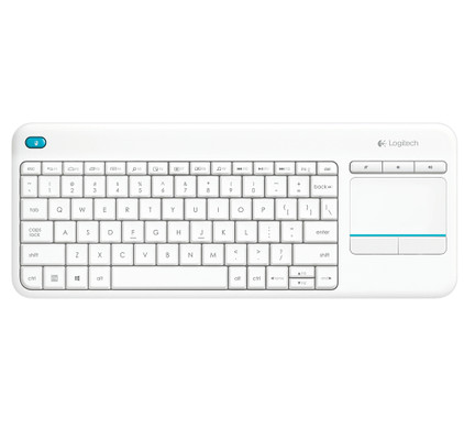 Logitech K400 Plus Wireless Touch Wit AZERTY