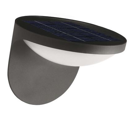 Philips myGarden Dusk Wandlamp Antraciet