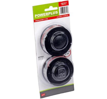 Powerplus Trimmerdraad voor POWXG30033 en POWXG30035