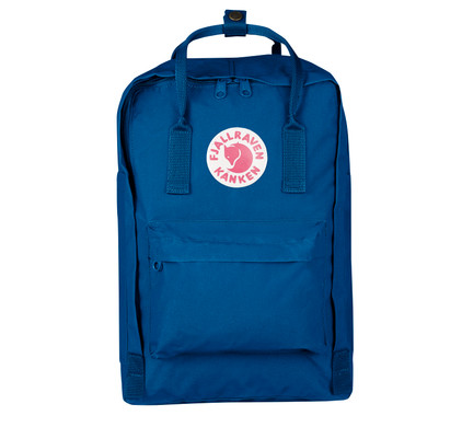 "Fjällräven Kånken Laptop 15"" Lake Blue"