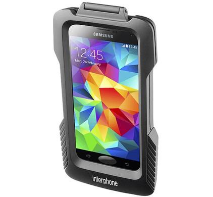 Interphone Pro Case Samsung Galaxy S5 / S5 Plus Motorhouder