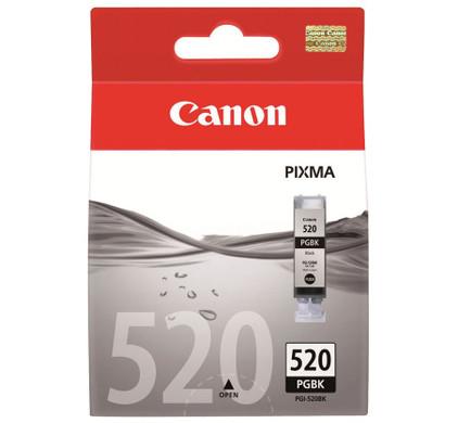 Canon PGI-520BK Photo Black Ink Cartridge (zwart) (2932B001)