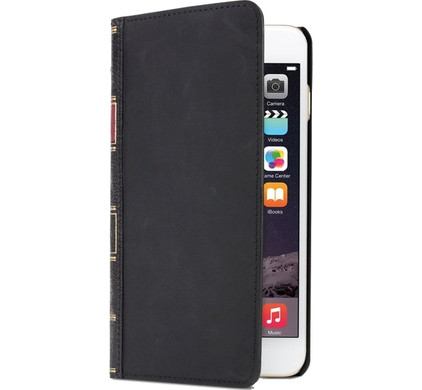 Twelve South BookBook Apple iPhone 6 Zwart