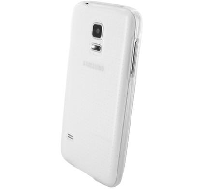 Mobiparts Essential TPU Samsung Galaxy S5 Mini Transparant