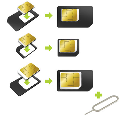 Sim Adapter Duo Pack