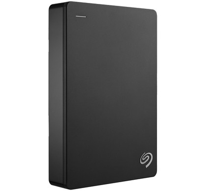 Seagate Backup Plus Portable 5 TB Zwart