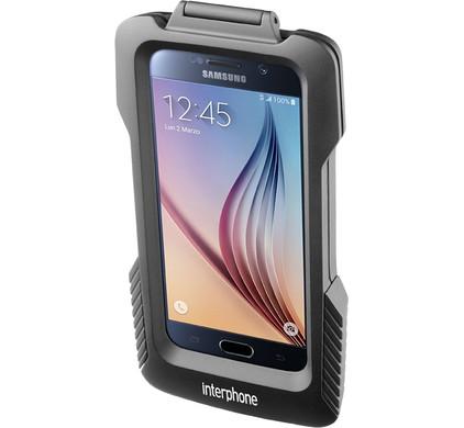 Interphone Pro Case Samsung Galaxy S6/S6 Edge Motorhouder