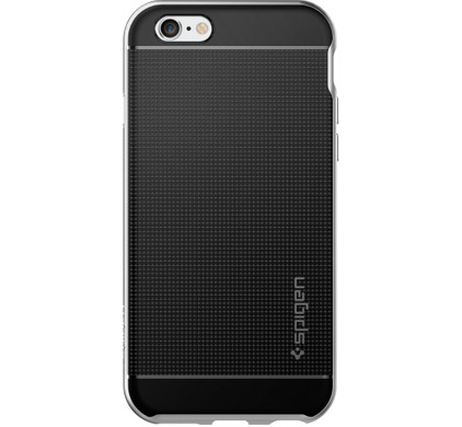 Spigen Neo Hybrid Case Apple iPhone 6/6s Zilver