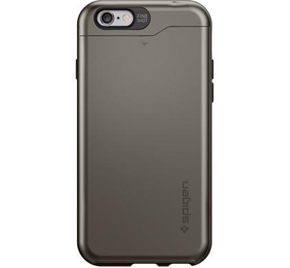 Spigen Slim Armor CS Case Apple iPhone 6/6s Grijs