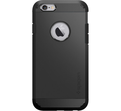Spigen Tough Armor Apple iPhone 6/6s Zwart