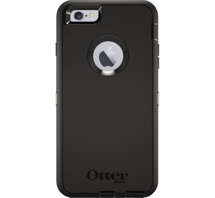 Otterbox Defender Apple iPhone 6 Plus/6s Plus Zwart