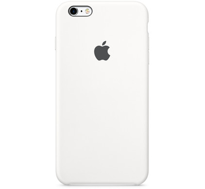 Apple iPhone 6/6s Silicone Case Wit