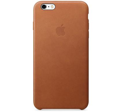 Apple iPhone 6s Plus Leather Case Bruin