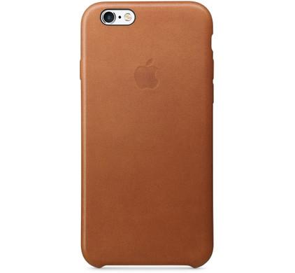 Apple iPhone 6/6s Leather Case Bruin