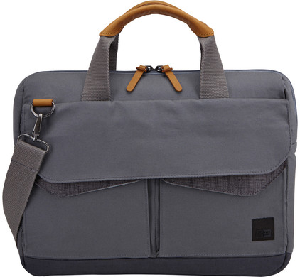 Case Logic Lodo Laptop Tas 15,6'' Grijs