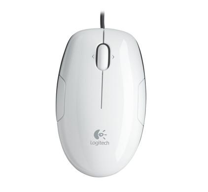 Logitech Laser Mouse M150 Wit Zwart