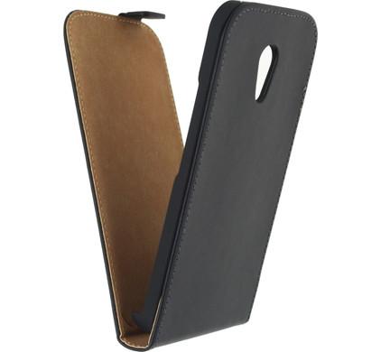 Mobilize Classic Flip Case Motorola Moto G (Gen 2) Zwart