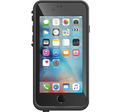 Lifeproof Fre Case Apple iPhone 6/6s Zwart