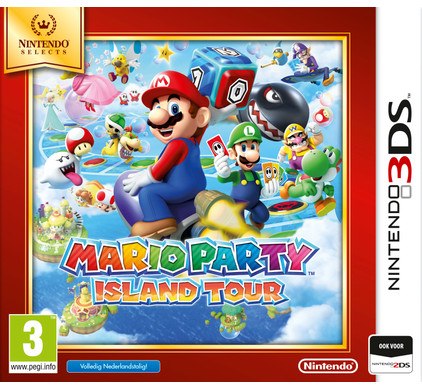 Mario Party : Island Tour Select 3DS